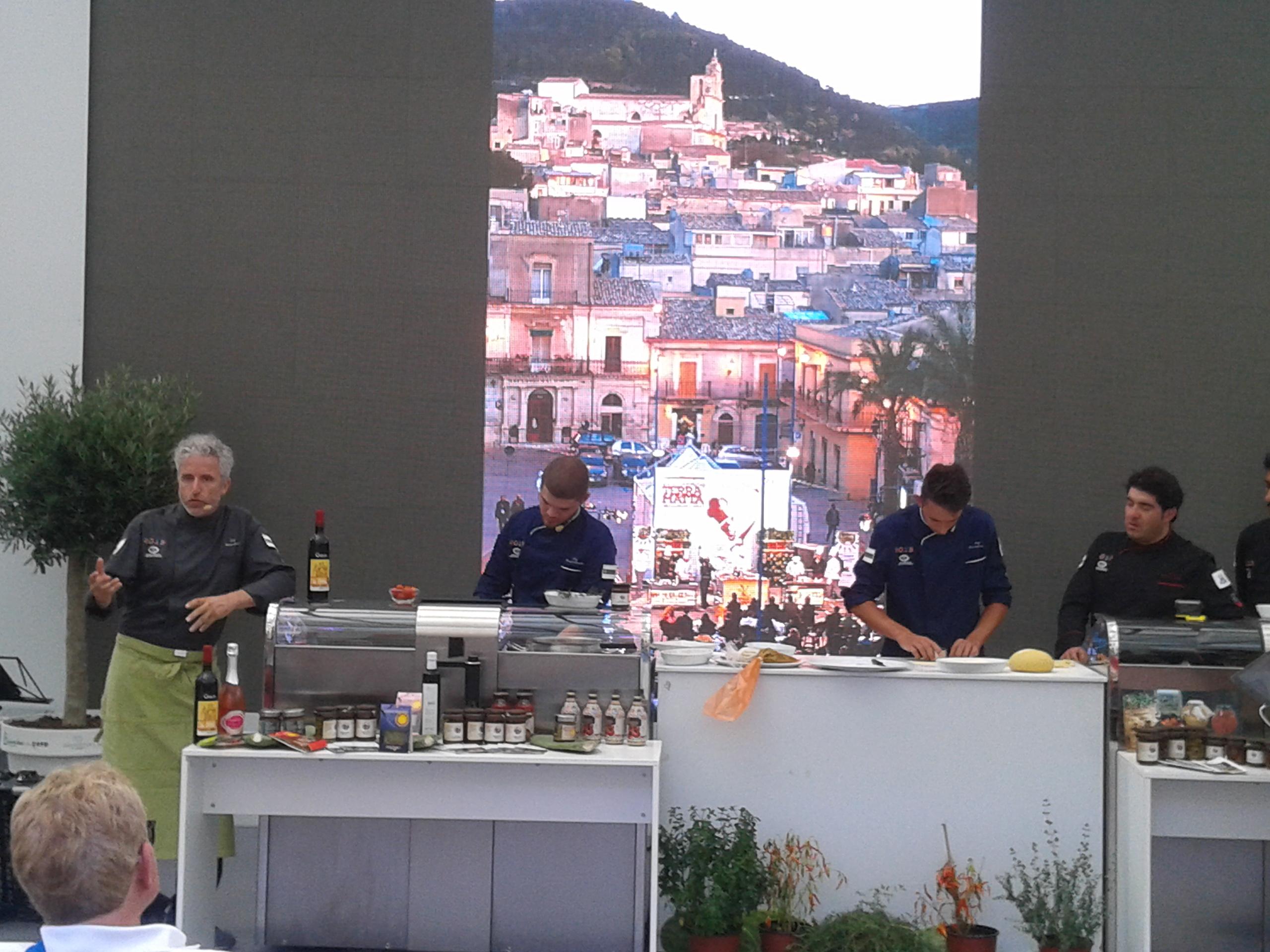Expo 2015, Consorzio Chiaramonte e eccellenze enogastronomiche iblee protagonisti nella settimana del Barocco al cluster BioMediterraneo