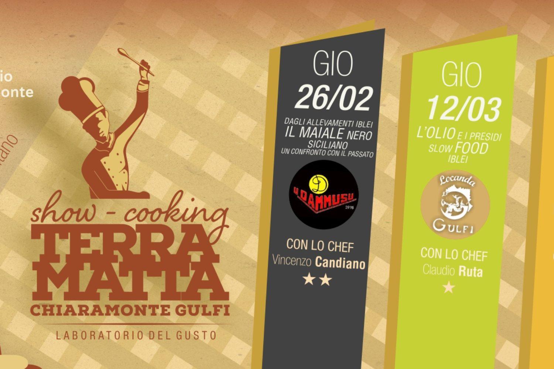 """Il Consorzio Chiaramonte presenta il Laboratorio del Gusto """"Terra Matta"""". Quattro imperdibili appuntamenti con chef stellati e prodotti di alta qualità"""
