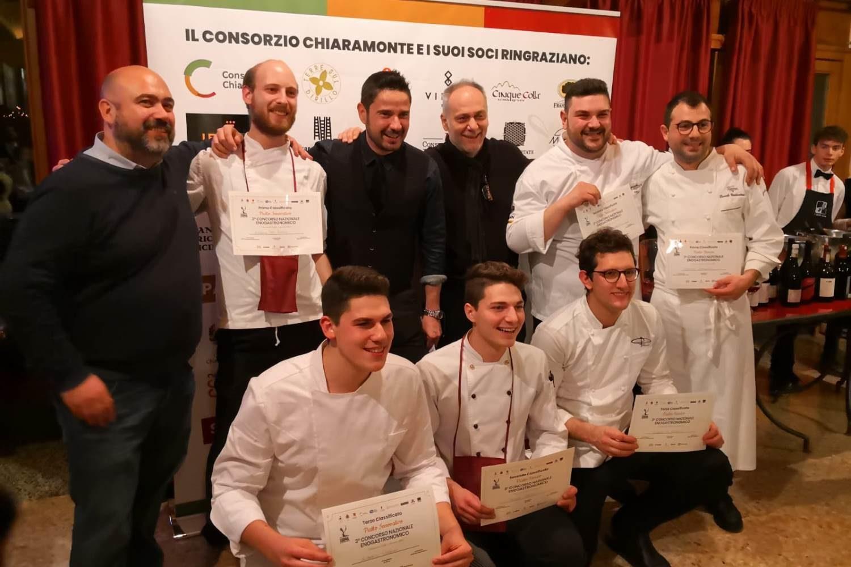 Finale Terra Matta 2018, Premiati Casa Vissani e La Subida